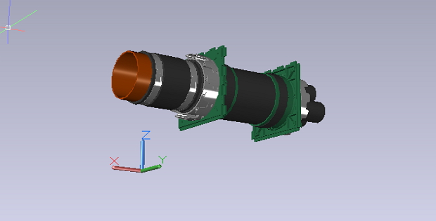 Cable Entry System 3D Drawings
