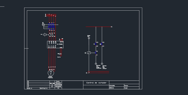 Triphase motor in AUTOCAD DRAWING 3 phase motor wiring diagram free dwg cadsample com wiring diagram cad at crackthecode.co