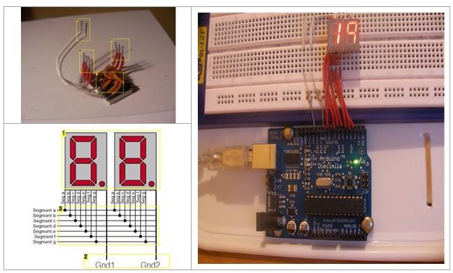 Arduino-7-segment-countdown-timer