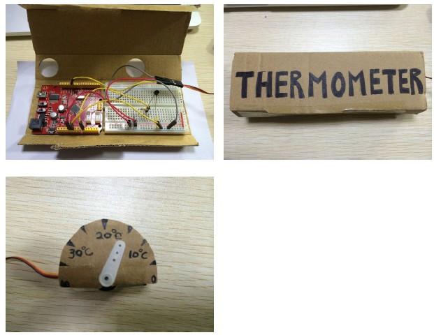 Arduino-Thermometer
