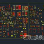 Free Dwg Daily Furniture CAD Block Set