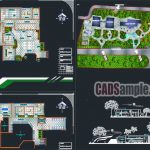Bank-Architectural-Project-Free-Cad-Dwg