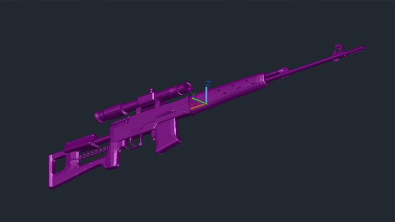 3D Sniper Free Dwg