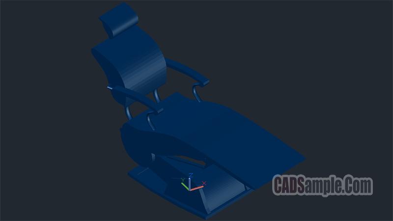 Dentist Chair 3D Free Dwg  sc 1 st  CADS&le.Com & Dentist Chair 3D Free Dwg » CADSample.Com