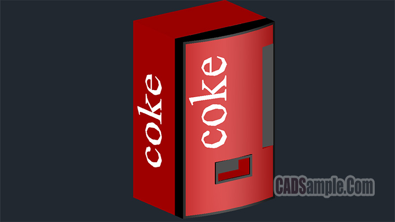Soda Machine Coke