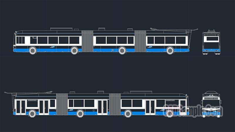 Tramway Dwg