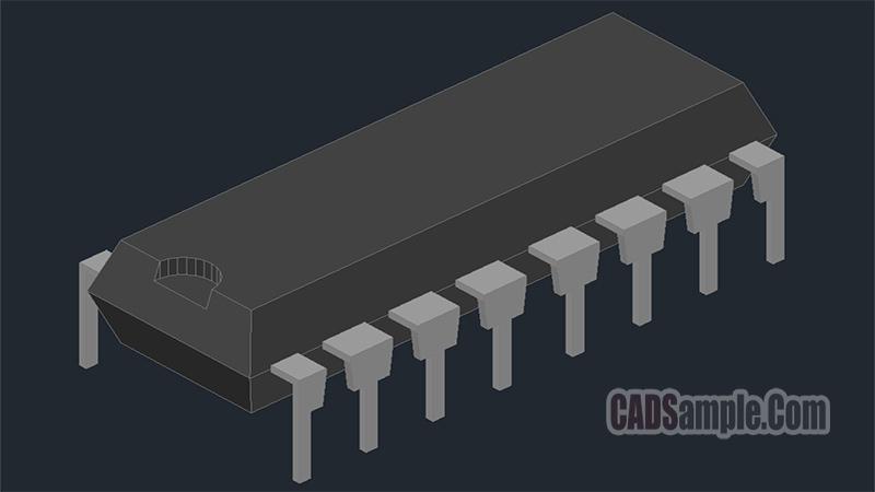 3D Chip Entegre