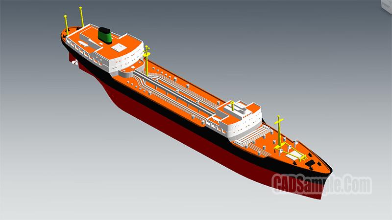 Ship Revit 3D