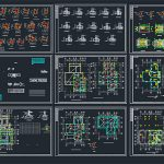 Floor Cad Block Set DWG